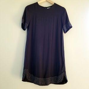 H&M Studded Mini Dress